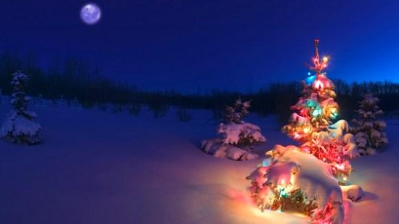 Weihnachts-Designs und Wallpaper für Windows