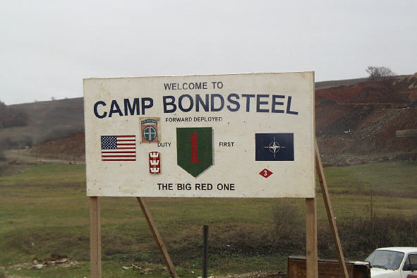 Bondsteel Camp
