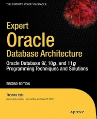 Expert Oracle Database Architecture, 2nd Edition