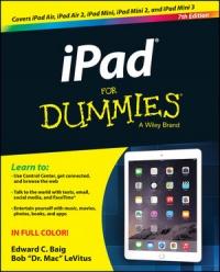 iPad For Dummies, 7th Edition