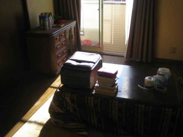 郡馬県高崎市 アパートの部屋の遺品を片付けて欲しい・・・