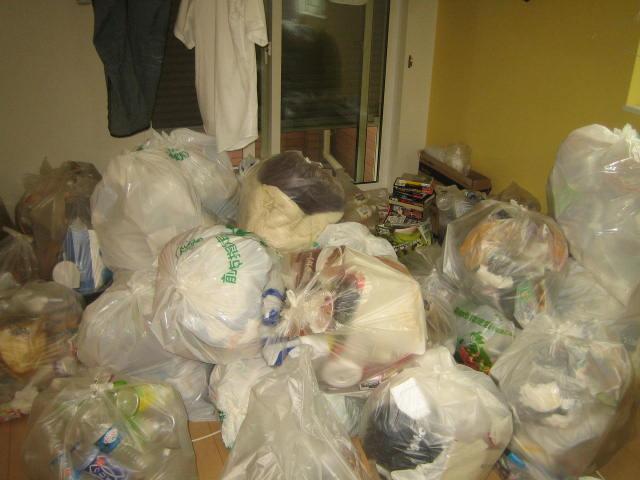 群馬県 前橋市 引っ越しするのでゴミを処分してください