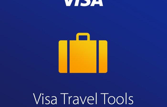 Visa gör det enklare att resa – nu lanseras en ny version av appen Visa Travel Tools
