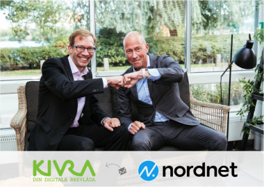 Nordnet inleder samarbete med Kivra