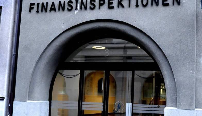 Softronic levererar till Finansinspektionen
