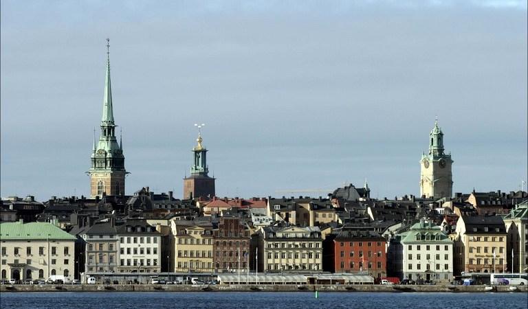 Stockholm tappar i finansrankning