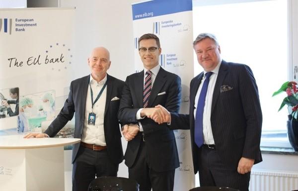 Investeringsplanen för Europa: EIB stöder Nexus Smart ID-lösning