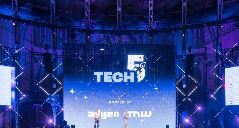 Adyen och The Next Web utser Mentimeter till vinnare i svenska deltävlingen av Tech5
