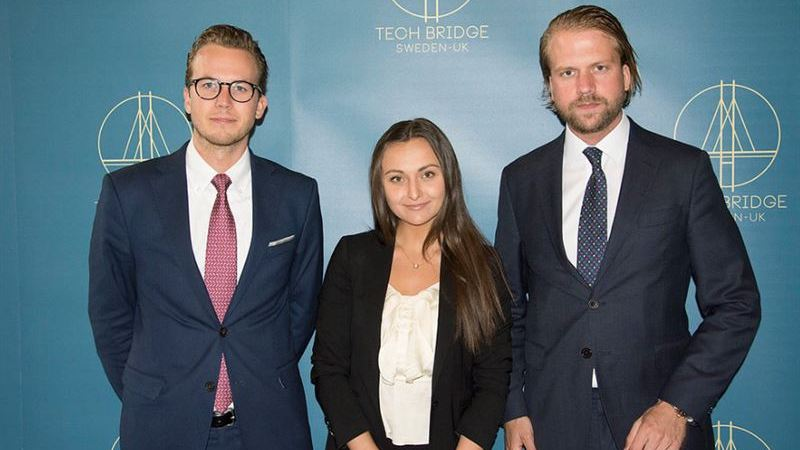 Yaytrade med svensk delegation under London Tech Week 2018