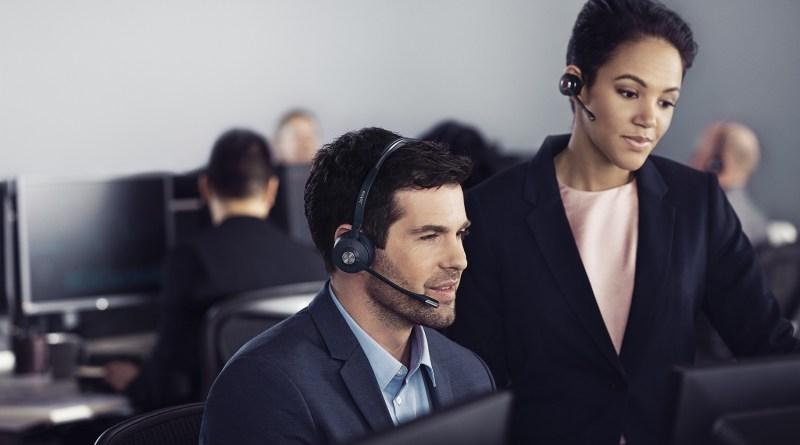 Jabra Engage – headset för samtalskvalitet och säkerhet på kontoret