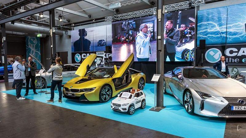 eCar Expo expanderar som Nordens mötesplats för elbilsindustrin