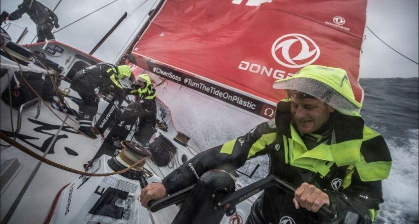 Årets Volvo Ocean Race är avgjord