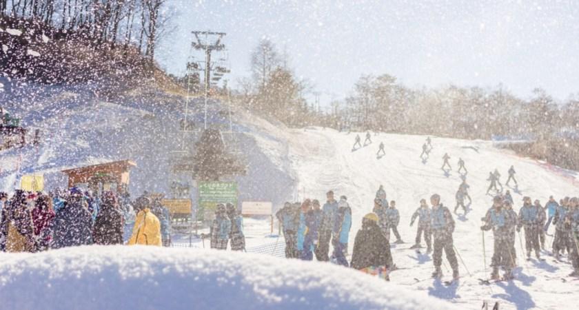 De populäraste skidorterna trendar på Airbnb