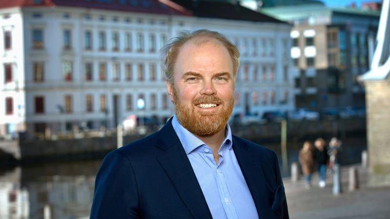 Olof Cato ny VD för Formica Capital