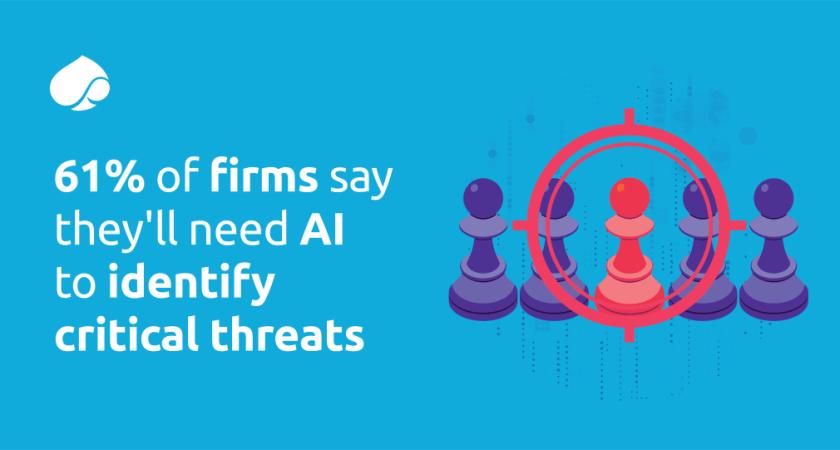 69% av organisationerna i ny studie tror inte att de kommer att kunna svara på hot mot cybersäkerheten utan AI