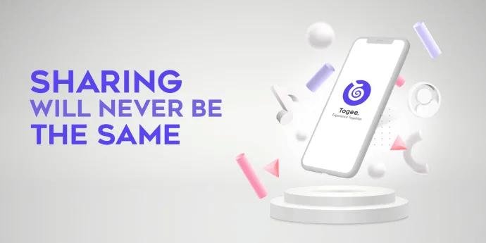 Nu lanseras VIP-betaversionen av Togee – för interaktiv skärmdelning