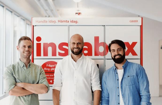Instabox storsatsar på smart frakt – ny investering på 400 miljoner