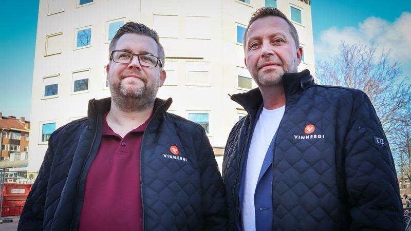 Vinnergi växer i Östergötland – etablerar nytt affärsområde