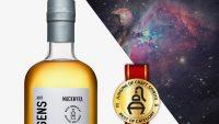 Världens första whisky skapat av AI vinner guld