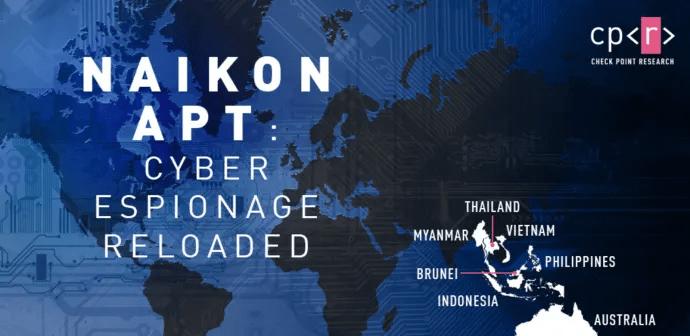 Kinesiska hackare riktar in sig mot regeringar i femårig spionkampanj
