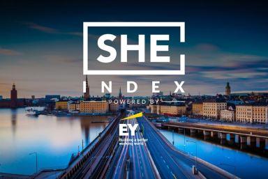 SHE Index hjälper företag att fokusera på inkludering 1