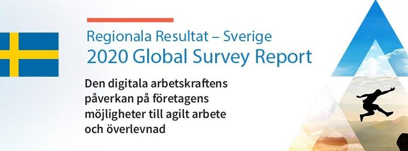 Svenska företagsledare ser intelligent automation som en drivkraft för ökad produktivitet och digital transformation enligt ny undersökning