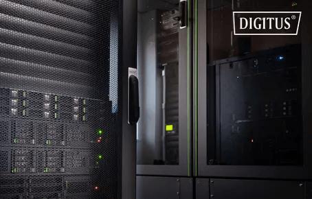 Optimal dataöverföring: Smart och strukturerat kabelsystem för fastigheter från Digitus