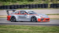 Porsche Carrera Cup Scandinavia: Dansk dynamit under midnattssolen!