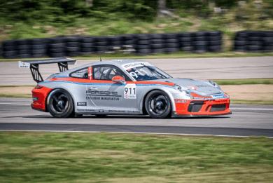Porsche Carrera Cup Scandinavia: Dansk dynamit under midnattssolen! 1