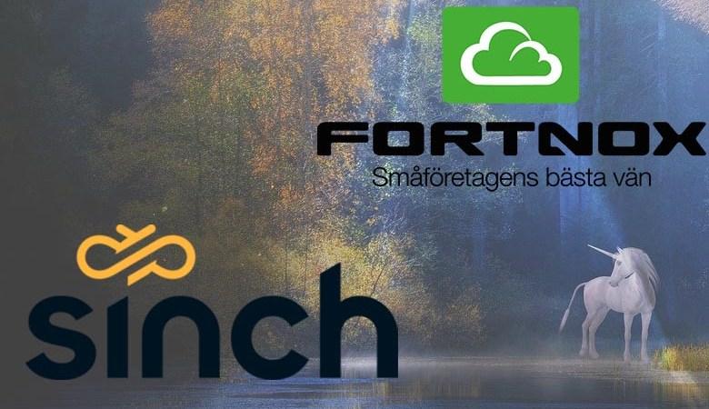 Sinch och Fortnox nya på listan över europeiska unicorns