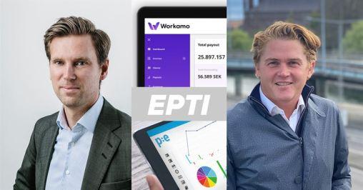 De automatiserar gigekonomin - Idag är  och EPTIs tjänst Workamo live! 1