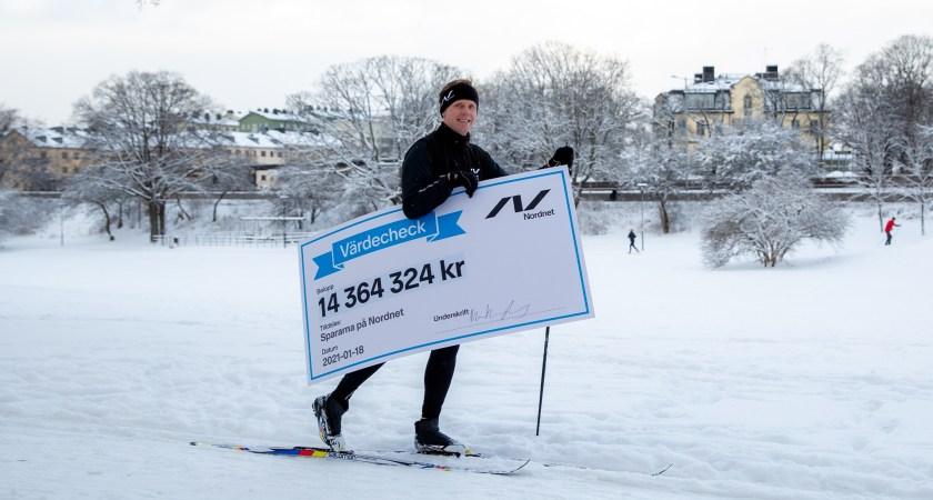 Återbäringen i Nordnets aktielåneprogram nära fördubblad under 2020
