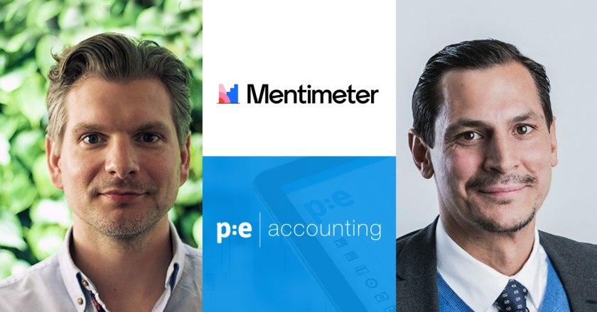 Mentimeter väljer PE Accounting för att automatisera tusentals transaktioner varje månad