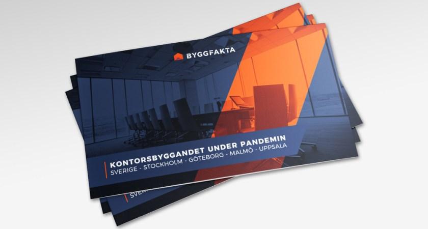 Ny rapport om kontorsbyggandet under pandemin