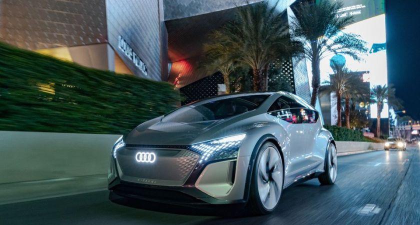 Smart och individualiserad mobilitet – Audi på CES 2020