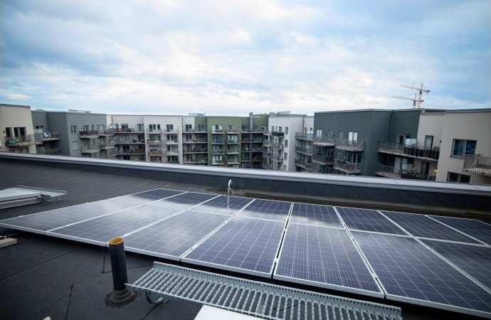 Wallenstam satsar på solceller
