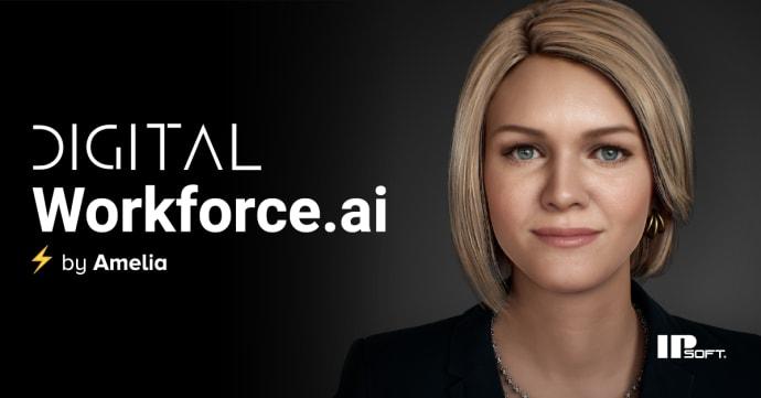 AI-bolaget IPsoft lanserar startklara digitala kollegor