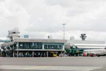 Bioflygbränsle tankas återigen på Göteborg Landvetter Airport 1