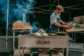 Restaurang Hållbar deltar för första gången i Matfestivalen 1