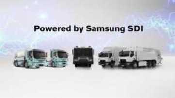 Volvokoncernen och Samsung SDI bildar strategisk allians kring elektromobilitet 1