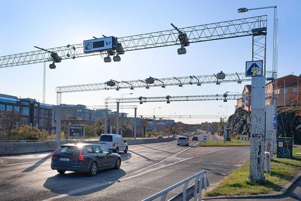 Förändrad trängselskatt i Stockholm från och med den 1 januari 2020 1