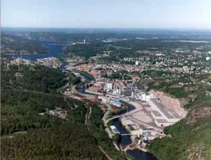 AFRY bidrar till Norske Skogs mål för lägre energiförbrukning i sin anläggning