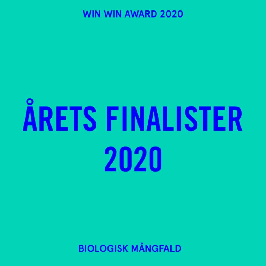 Biologisk mångfald i fokus för världsledande hållbarhetspris – nu presenteras årets finalister