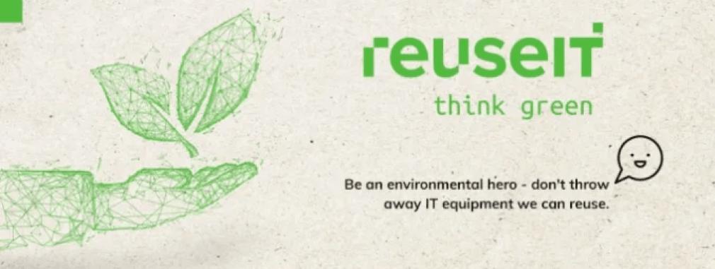 ReuseIT lanserar webshop med fokus på återanvändning