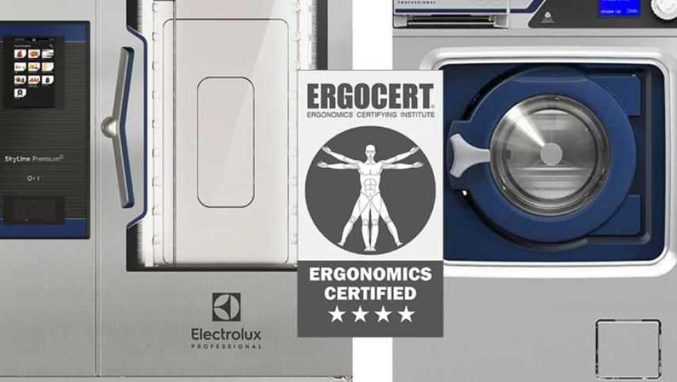 Storsatsning på ergonomi och användarvänlighet - Electrolux Professional värnar om det hållbara arbetslivet 1