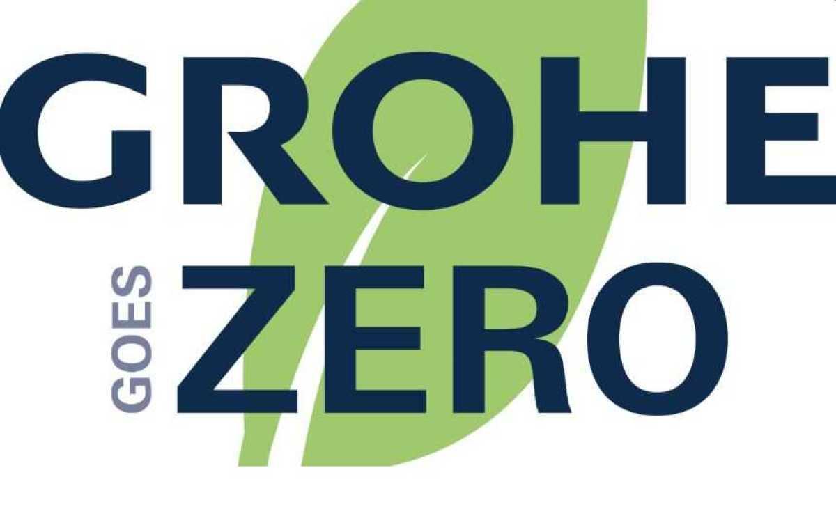 GROHE goes ZERO: Sanitetsleverantören uppnår koldioxidneutral produktion 1