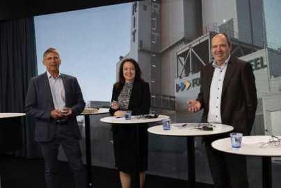HYBRIT: SSAB, LKAB och Vattenfall först i världen med vätgasreducerad järnsvamp
