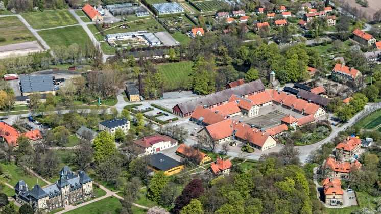 Nu ska Campus Alnarp försörjas med geoenergi