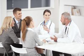 Informationssäkerhet med patient och effektivt arbetsflöde i fokus