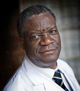 Den flerfaldigt fredsprisnominerade Dr Mukwege inledningstalar på ASF-forum i Almedalen idag.